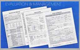 Clinical Data Forms- Evaluation & Management