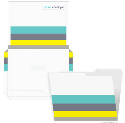 Simply File: Filefoder that converts to an Envelope