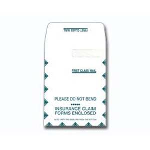Envelopes - Claim Envelope  CMS1500 Large
