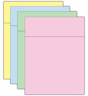 blank statement invoice paper billing invoices and statements