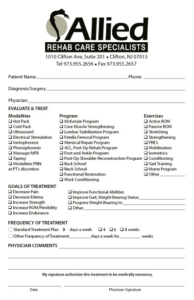 Referral pad samples by specialty: - Medical-Forms